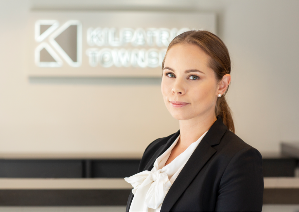 Erika Finn ny partner på Kilpatrick Townsend Stockholm